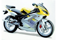 RS2 50 Matrix Jaune, n° chassis > 1691