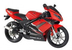 RS2 50 Matrix 2006 Rouge