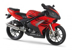RS2 125 Matrix Rouge