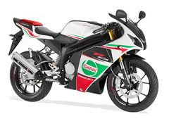 RS3 125 2016 CASTROL