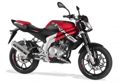 RS3 Naked 125 2013 Rouge