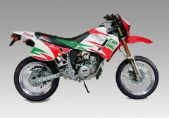 Spike 50 2000 Castrol, n° chassis > 71511 (Catalizador /año 2003)