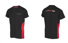 T-shirt Rieju racing noir